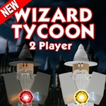 [SPELLS] Wizard Tycoon - 2 Player - игра ROBLOX