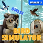 Bird Simulator - игра ROBLOX
