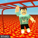 The Floor Is LAVA! ? - игра ROBLOX