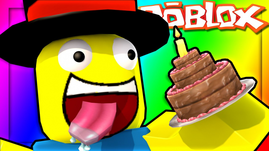 Make a Cake And Feed the Giant Noob
