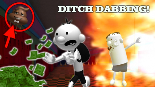 [?] DITCH SCHOOL TO GET RICH!! Adventure Obby - игра ROBLOX