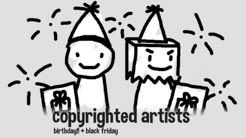 Copyrighted Artists - игра ROBLOX