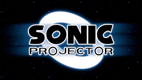Sonic Projector: RP (Christmas Party!) - игра ROBLOX
