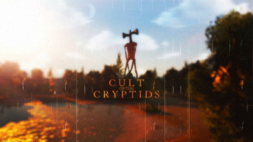Cult Of The Cryptids - игра ROBLOX