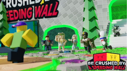 Be Crushed by a Speeding Wall - игра ROBLOX