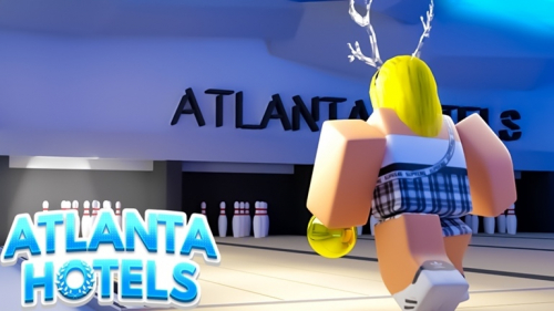 ? Work at a Hotel! ? | Atlanta Hotels Roleplay! - игра ROBLOX