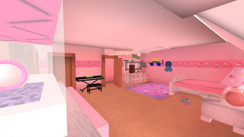 My Room in Real Life! - игра ROBLOX