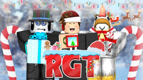 ?[CHRISTMAS] Talent Game  ? - игра ROBLOX