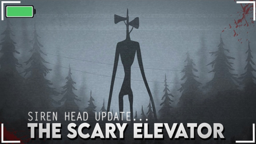? The Scary Elevator! [NEW KILLERS] - игра ROBLOX