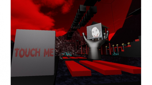 The Really Scary Obby! - игра ROBLOX