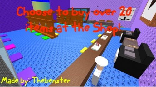 ★Make a Cake And Feed the Giant Noob★ - игра ROBLOX