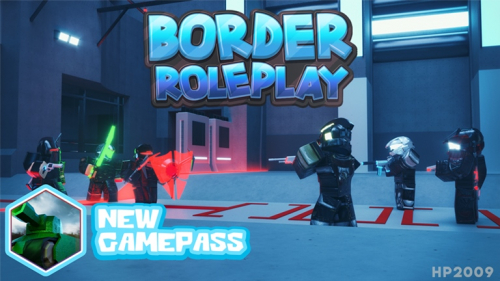 ? Border Roleplay | The Grand Crossing - игра ROBLOX