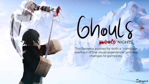 Ghouls : Bloody Nights [ALPHA] - игра ROBLOX