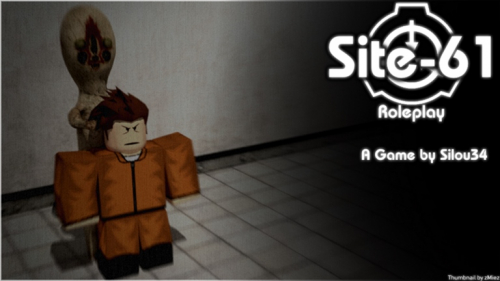❄️ [SCP] Site-61 ROLEPLAY ❄️ - игра ROBLOX