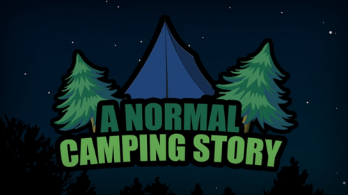 A Normal Camping Story - игра ROBLOX