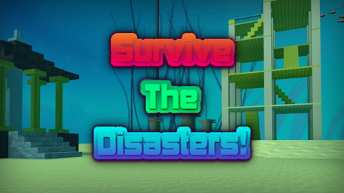 Survive The Disasters! - игра ROBLOX