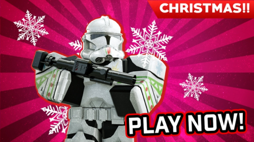 [DAY 13] ❄️ [STAR WARS] Coruscant - игра ROBLOX