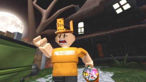 New Escape the Haunted House Obby - игра ROBLOX