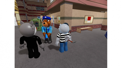 Piggy RolePlay: The Infection Adventure - игра ROBLOX