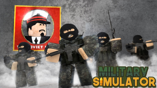 ? [DAY 13] [SANTA!] Military Simulator - игра ROBLOX
