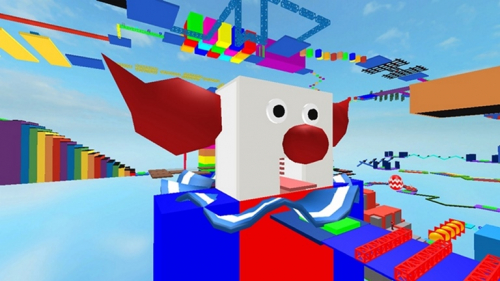 ? MEGA FUN OBBY ? 1,800+ Stages - игра ROBLOX