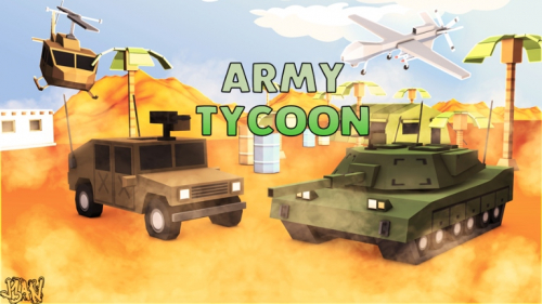 Army Tycoon? - игра ROBLOX