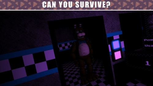 FNaF : Support Requested - игра ROBLOX