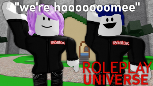 Roleplay Universe ? - игра ROBLOX