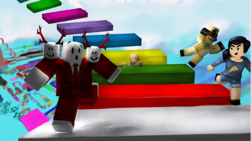 Mega Fun Obby ? 2290 Stages! - игра ROBLOX